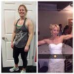 I start training with Al 8 months ago so I could look great for my wedding day! I lost 23 pounds, gained muscle and got in great shape. I also included his bootcamp classes. It simply worked and I felt great on my wedding day. Thanks so much Al.  Kellie